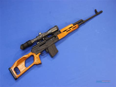 7 62x54r Ak Sniper Rifle For Sale