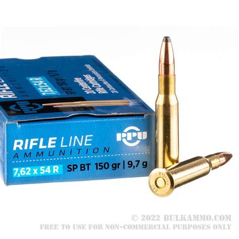 7 62x54r Bulk Ammo Cost Too High