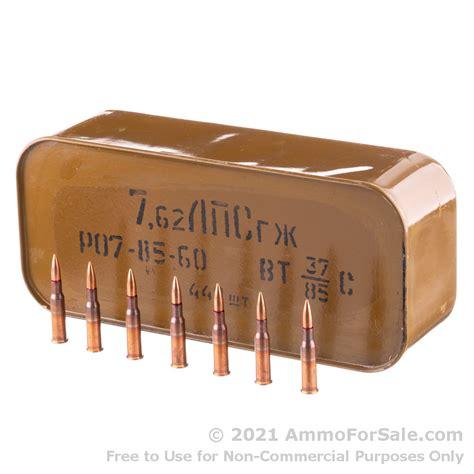 7 62x54r Surplus Bulk Ammo For Sale Free Shipping