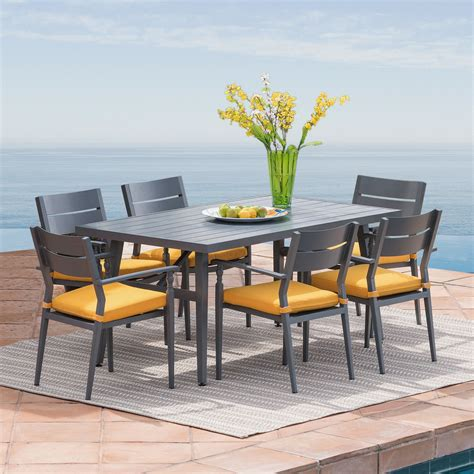 HD wallpapers strathwood whidbey 7 piece outdoor dining set
