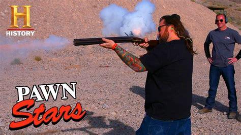 7 Barrel Shotgun Pawn Stars
