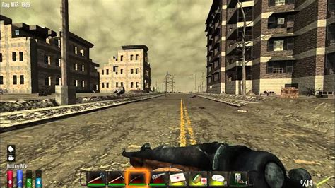 7 Days To Die Crafting Hunting Rifle