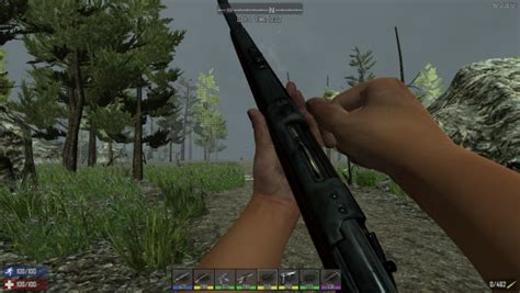 7 Days To Die Scoped Hunting Rifle
