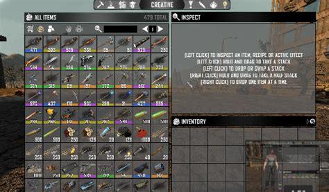 7 Days To Die Shotgun Ammo Consol Command