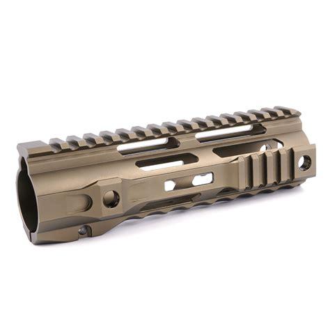 7 Inch Handguard Mlok And 9mm Pistol Handguards