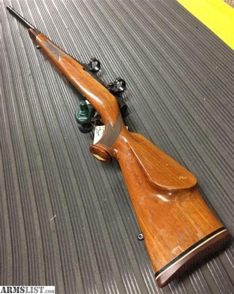 7 Mag Rifle Wood Stock And Aci Rifle Stocks