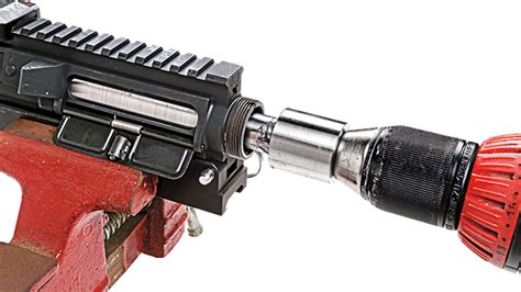 7 Steps To Using Brownells Ar15 M16 Upper Receiver