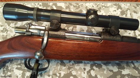 7 X 57 Rifle