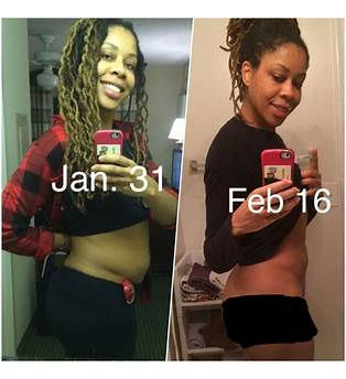 7 Day Juice Fast Weight Loss Results