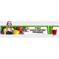 7 day juice fasting program programs