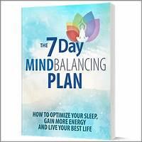 Buy 7 day mind balancing