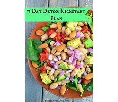 Best 7 day natural detox diet