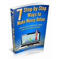 Coupon code for 7 step by step ways to make money online