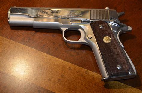 70 Series Colt 1911 Government Model Mk Iv