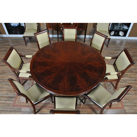 72 Round Dining Table Plans