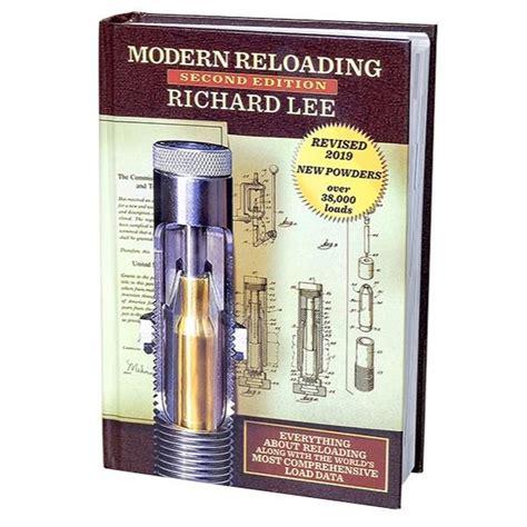 734307902773 UPC - Lee Modern Reloading Manual 2 Nd