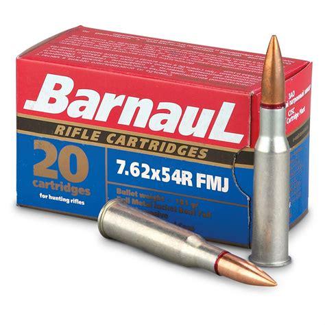 762 54r Ammo