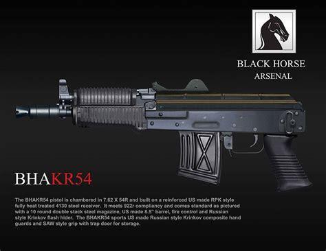 762x54r Handgun