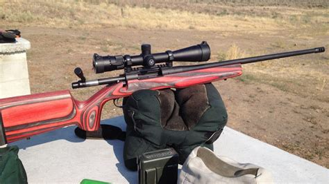7mm 08 Long Range Rifle