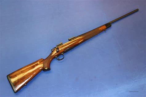 7mm 08 Remington Rifle
