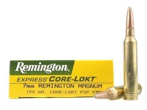 7mm Express Remington Ammo