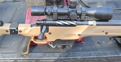7mm Remington Magnum For Precision Rifle Use