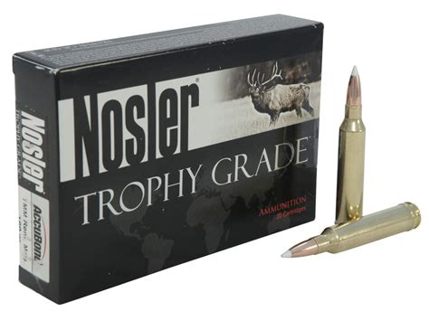 7mm Remington Magnum Nosler