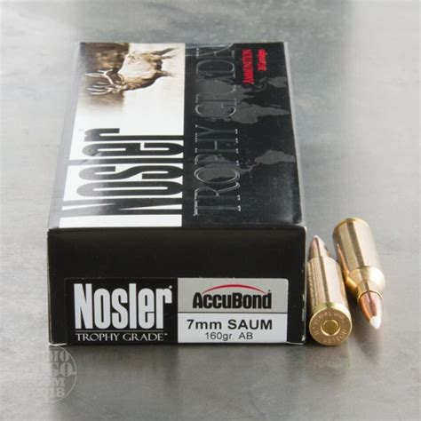 7mm Sa Ultra Mag Ammo For Sale