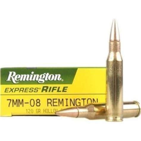 7mm08 Remington Ammunition Ammohead