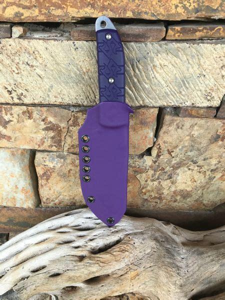 7rattlesbushcraft Custom Kydex Knife Sheath