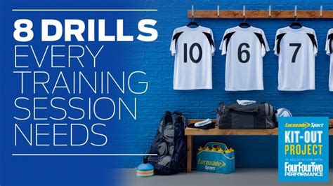 [pdf] 8 Drills Every Training Session Needs - Fourfourtwo. -1