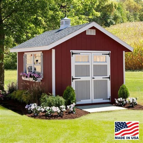 8 X 12 Storage Shed Plans With Porch