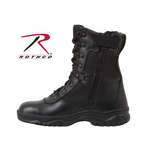 8'' Forced Entry Tactical Boot