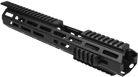 8 5 Inch Ar 15 Carbine Handguard And Acerbis Handguards Brake Line Routing