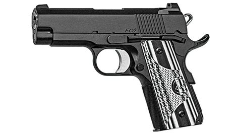 8 Compact 9mm 1911 Pistols For Deepcover Duty