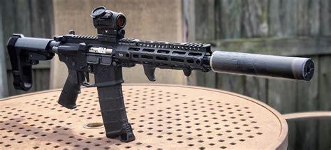 8 Inch 300 Blackout Rifle