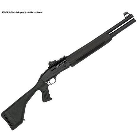 8 Shot Semi Auto Shotgun