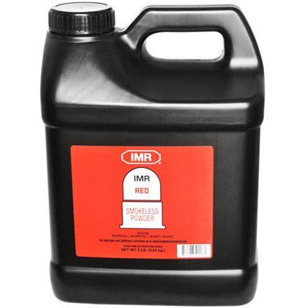 8 Shotshell Lb Smokeless Powders Red Powder Imr