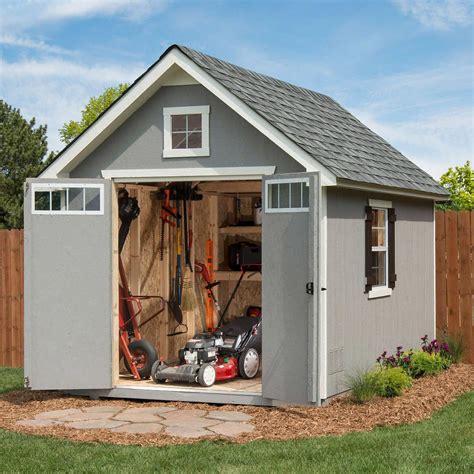 8 x 12 wood storage shed.aspx Image