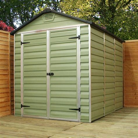 8 x 6 plastic shed.aspx Image