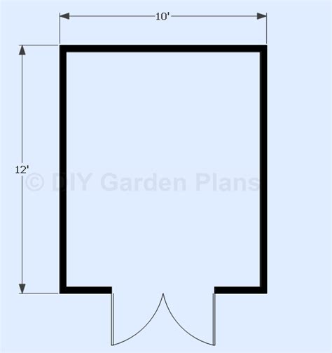 8-By-10-By-10-Shed-Plans