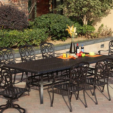 8-Person-Square-Outdoor-Table-Plans