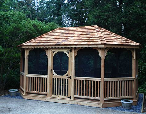 8-Sided-Gazebo-Plans