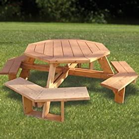 8-Sided-Picnic-Table-Plans