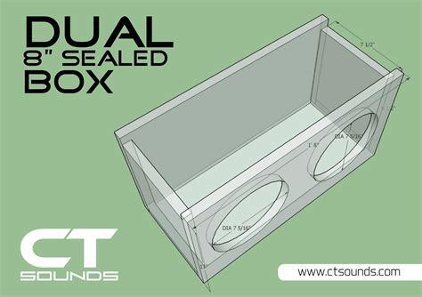 8-Subwoofer-Box-Plans