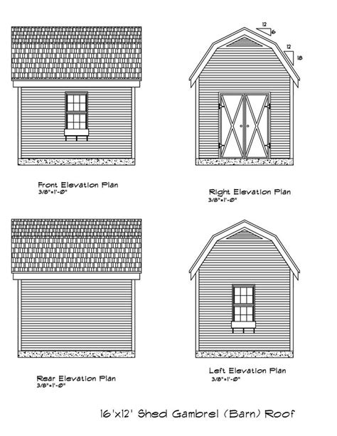 8-X-16-Barn-Style-Shed-Plans