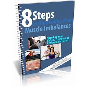 Discount 8 steps muscle imbalances revealed