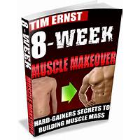 Cheapest 8 week muscle makeover