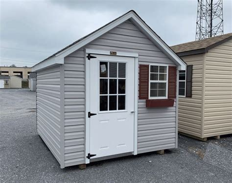 8 x 10 garden shed Image