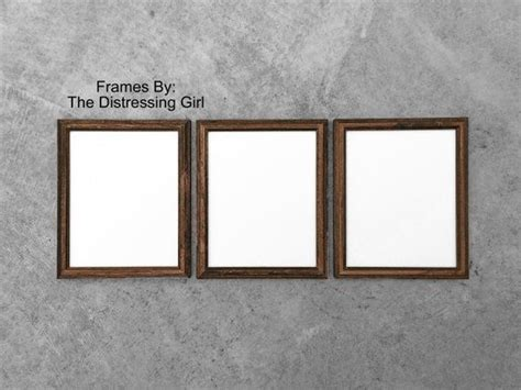 8 X 10 Wooden Picture Frames